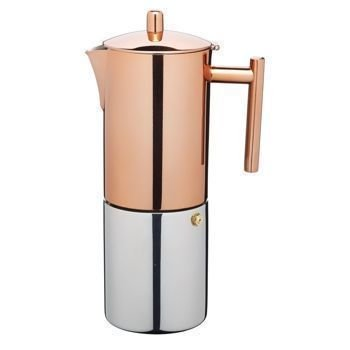 Kitchen Craft - Kawiarka MOKA 0.6L - miedź