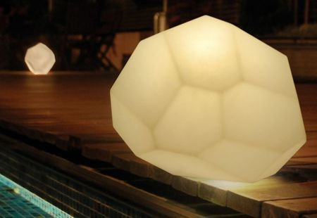 Lampa Asteroid