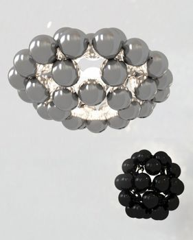 Lampa Beads OCTO, chrom