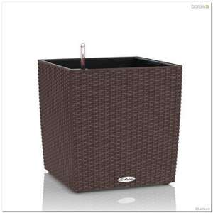 Donica Lechuza CUBE COTTAGE 2012 - mokka - 40 cm - all inclusive