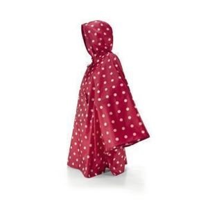 Reisenthel - Peleryna Mini Maxi Poncho - Ruby Dots