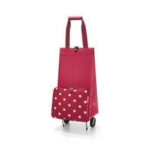 Reisenthel - Wózek Foldabletrolley - Ruby Dots