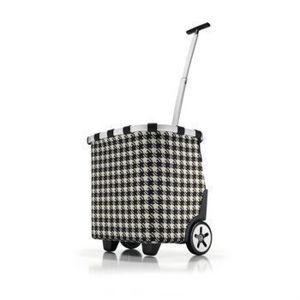 Reisenthel - Wózek na zakupy Carrycruiser - Fifties Black