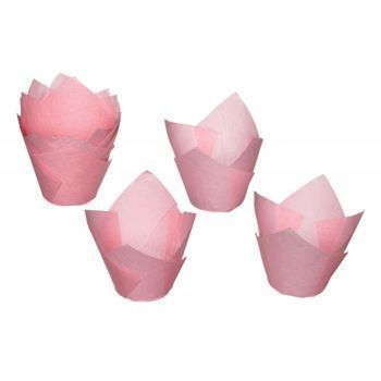 Kitchen Craft - Papilotki TULIP 6 cm - 100 szt