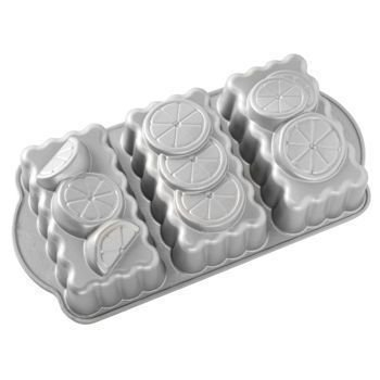 Nordic Ware - Forma do ciasta LEMON TRIO