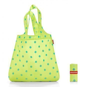 Reisenthel - Siatka na zakupy Mini Maxi Shopper - Lemon dots