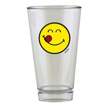 Zak! Designs - Szklanka 300 ml - Happy Smiley