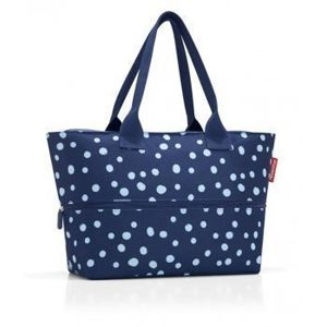 Reisenthel - Torba Shopper E1 - Navy Spots