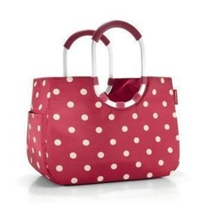 Reisenthel - Torba na zakupy Loopshopper L - Ruby Dots