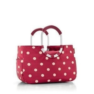 Reisenthel - Torba na zakupy Loopshopper M - Ruby Dots
